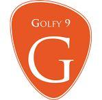 Golfy orange
